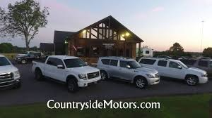 countryside motors arkansas sunset