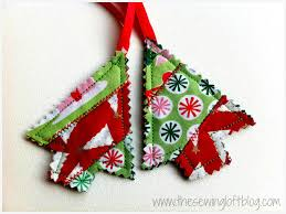 How To Make Quilted Christmas Ornaments Part - 33: Monday ... & How To Make Quilted Christmas Ornaments Part - 16: Quilted Trees. Quilted  Trees - Adamdwight.com