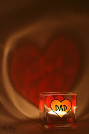 Personalized Heart Candle Holders  DIY Father's Day Gift Idea - Dads and  grandpas love homemade personalized keepsake gifts for Father's