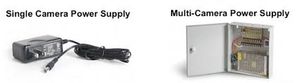 how to wire and power a security camera ezwatch single camera power supply vs multi camera power supply