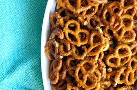Pretzel Charts Gluten Free Ranch Pretzels Nourishedpeach