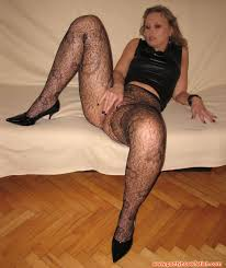 Their other pantyhose fetish