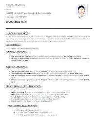Writing Career Objectives For Resume Resume Ideas Pro