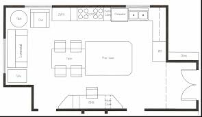 Kitchen Mesmerizing Restaurant Kitchen Floor Plan Design Plans - Kitchen  floor plans