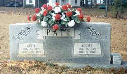 Artis Pate (1903-1989) - Find A Grave Memorial
