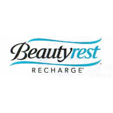 beautyrest recharge logo. Support System 800 Series Beautyrest Pocketed Coil With Total Surround Ventilated AirCool BeautyEdge Foam Encasement QuantumLock™, Recharge Logo