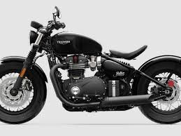 mcn head to spain to ride triumph s bonneville bobber black mcn