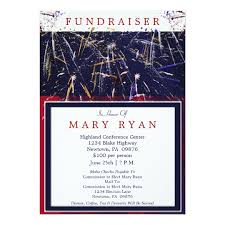 political fundraiser invite patriotic political fundraiser invitation zazzle com