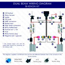 installation guide bi xenon wiring diagram