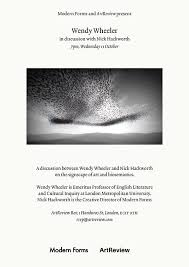 Tonight, Wendy Wheeler, author of... - Lawrence & Wishart | Facebook