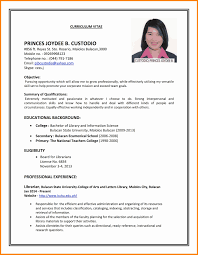 Job Resume Samples Example Of Job Resume Beautiful Examples Resumes