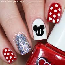 Mickey Mouse Nail Art Easy - Novocom.top