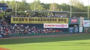 Dunkin Donuts Park Hartford Yard Goats Stadium Journey