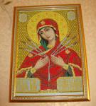 Вышивку крестом икон
