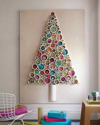 Incredibly Chic Modern Minimalist Christmas Trees