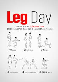 30 day workout plan for men photo 2