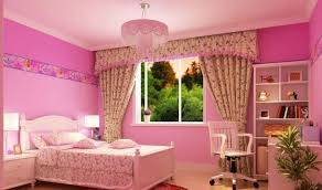 rug under bed hardwood floor. Bedroom, Pink Walls Dark Furniture Brown Furry Rug On Wooden Floor Atrractive Bookcase The Wall Under Bed Hardwood D
