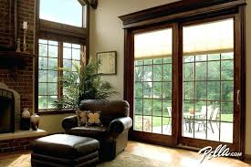 window treatments for sliding glass doors ideas tips with regard to sliding glass door curtain ideas