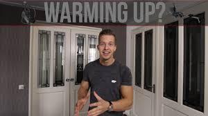 Warming up voor krachttraining
