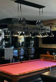 beer pool table lights best lighting ideas on industrial for luxury themed light bar corona