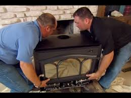 how to install a wood burning fireplace insert this old house you