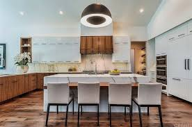 another look at kris jenner s dine in kitchen the elegance of this kitchen comes