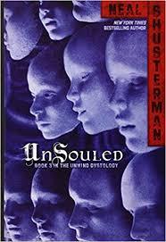 amazon unsouled unwind dystology 9781442423695 neal shusterman books