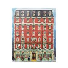 advent calander fortnums wooden advent calendar with confectionery fortnum mason