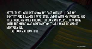 Mathias Rust Famous Quotes Sayings