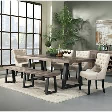 6 piece dining table set 6 piece dining set 6 person round dining table set