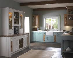 Duck Egg Blue Kitchen Paint Bespoke Fitted Kitchens In Hampshire Deane Interiors