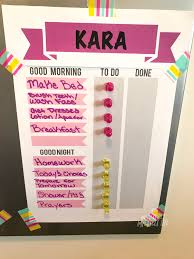 Individual Chore Chart Kids Chore Charts Wonderfully Imperfect Life