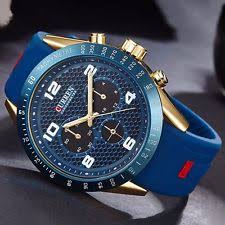 curren watches men women new used luxury curren luxury watch men s sports military army fashion quartz analog wrist watch