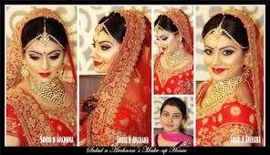 bridal makeup artist in east delhi visit sukul n archana s makeup house and get princess