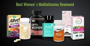 best reviewed women s multivitamins
