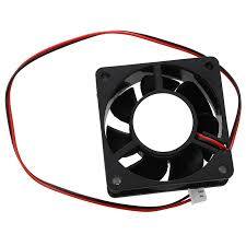 <b>60mm x</b> 25mm PC CPU Cooling Fan 24V 2 Pin Case Cooler 0.15A ...