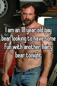 Gay hairy bear stories