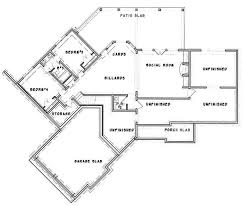24 luxury slab grade home plans