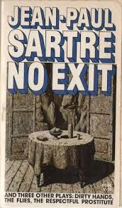 best jean paul sartre images jean paul sartre  no exit and three other plays dirty hands the flies the respectful prostitute
