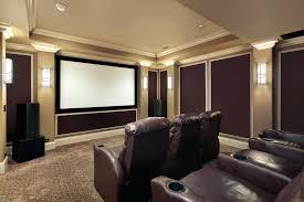 Home Theater Design Ideas Unique Decorating Design