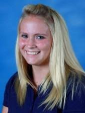 Ashley McCormac 2015 Cheerleading Roster | Point University Athletics