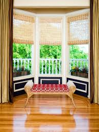 bay window furniture. How To Hang Curtains In Bay Window Furniture Toobe8 Modern Natural Design Of The White Can S