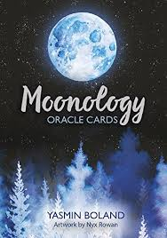 Moonology Oracle Cards A 44 Card Deck And Guidebook