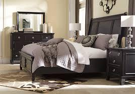 Greensburg King Sleigh Storage Bedroom Set | Lexington Overstock Warehouse