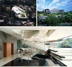 Ultra modern home Ranch Style 8aultramodernhouse Web Urbanist Dreamhouse Designs 10 Uncanny Ultramodern Homes Urbanist