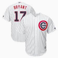 Ali And Kris Size Chart Mens Kris Bryant Jersey 17 Chicago Cubs White Stars And Stripes 19 20
