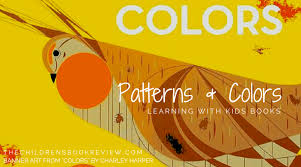 learning patterns and colors with kids color books 2