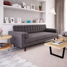 most comfortable couches. The Brand Has Unique Style That Is Suitable For Both Modern And Traditional. Their Mid-Century Fabric Wool-upholstered Sofas Feature Quality Most Comfortable Couches
