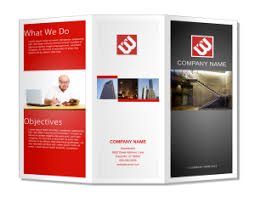 make tri fold brochure how to design make a brochure that stands out