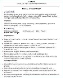 Project Portfolio Manager Resume Resume Layout Com